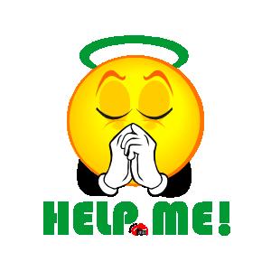 Hilfe Smiley