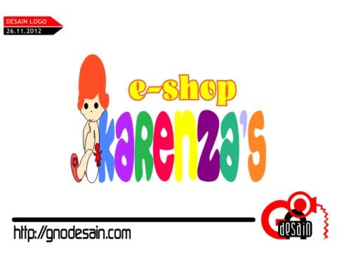 Logo e-shop KARENZA'S