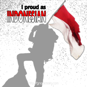 Avatar I Proud as INDONESIAN