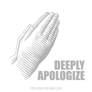 Avatar Deeply Apologize