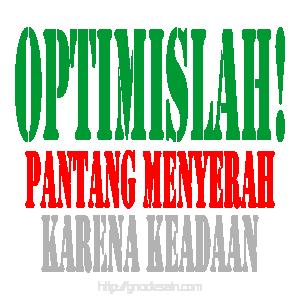 Avatar Optimislah