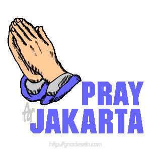 Avatar Pray for Jakarta
