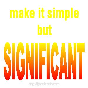 Avatar Make it Simple