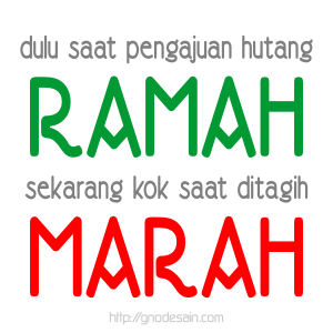 Avatar Ramah Marah