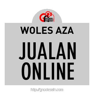 Avatar Woles - Jualan Online