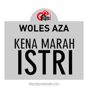 Avatar Woles Aza - Kena Marah Istri