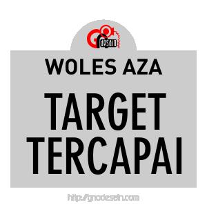 Avatar Woles Aza - Target Tercapai