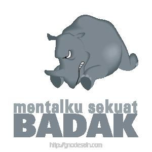 Avatar Mentalku Sekuat Badak