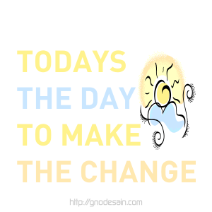 Avatar The Day to Make The Change