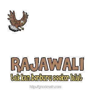 Avatar Rajawali Tidak Berburu Lalat