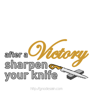 Avatar Sharpen Your Knife