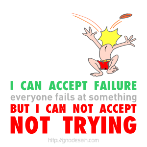 Avatar Accept Failure Not No Trying