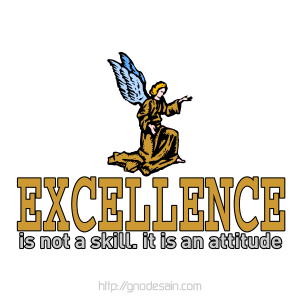 Avatar Excellence is Attitude