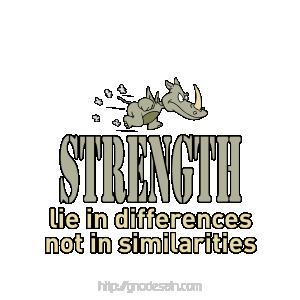 Avatar Strength Lies
