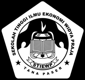 Logo STIEWP Tana Paser B/W